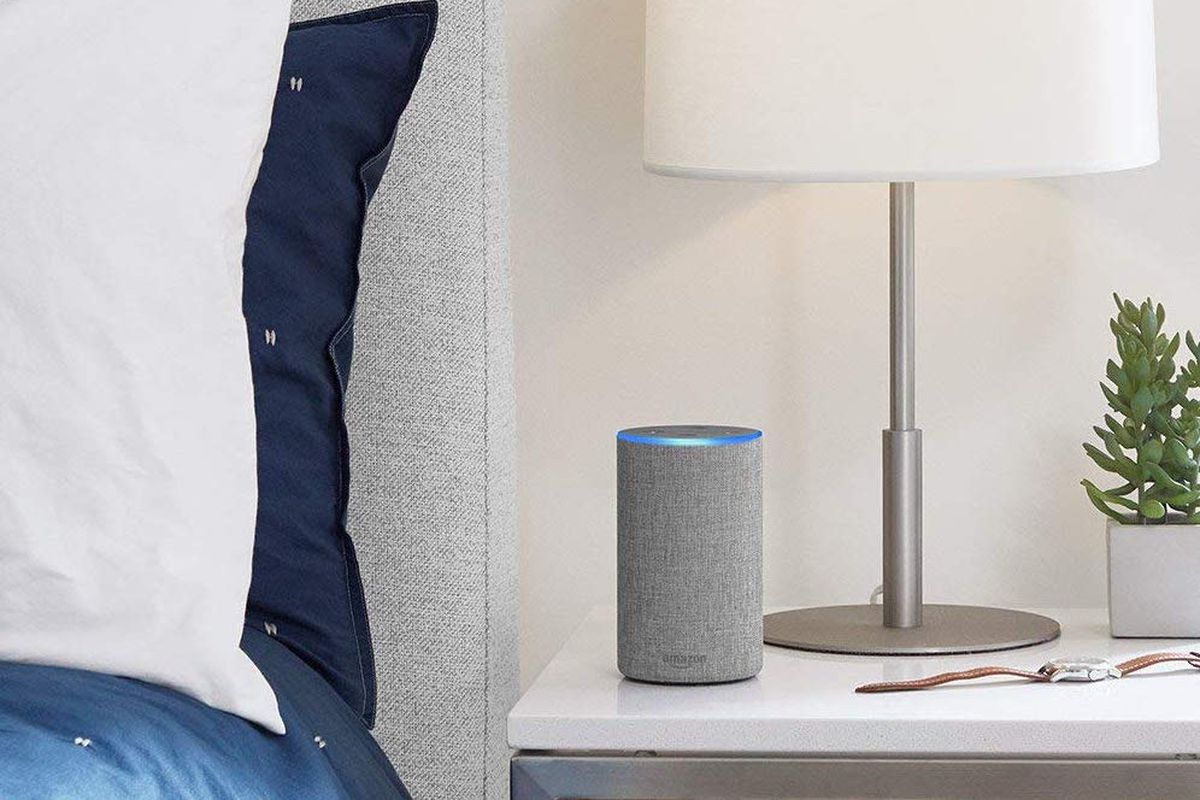 Amazon ordered to hand over data of an Echo speaker present