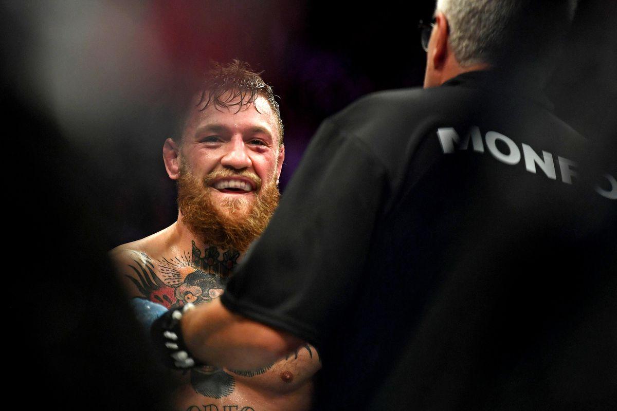 MMA: UFC 229-Nurmagomedov vs McGregor