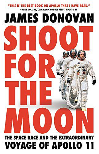 7 books to pick up to catch up on the story of Apollo 11