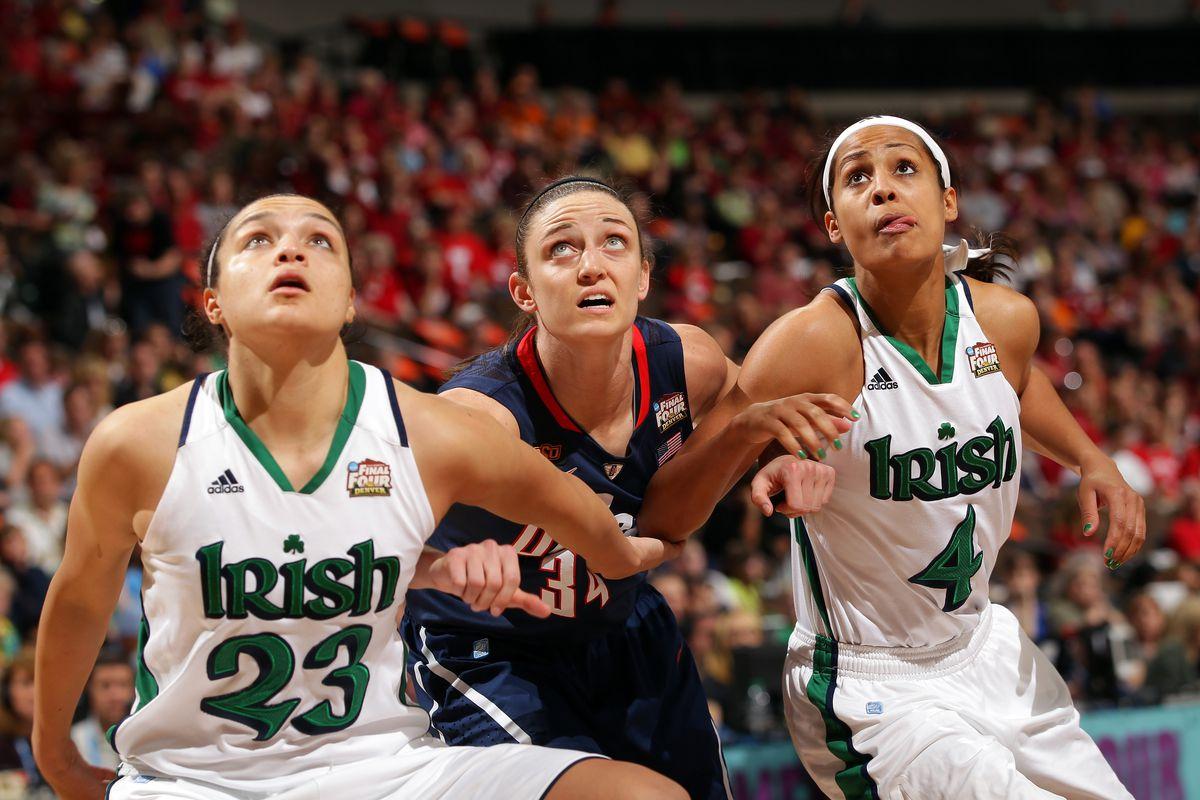 NCAA Women's Final Four - UCONN v Notre Dame