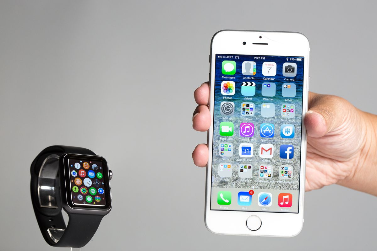 Most third-party apps require an iPhone connection to work.