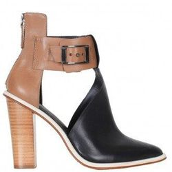 """Tibi 'Pia' booties, <a href=""""http://www.tibi.com/shop/shoes/view-all/pia-bootie-camel"""">$535</a>"""
