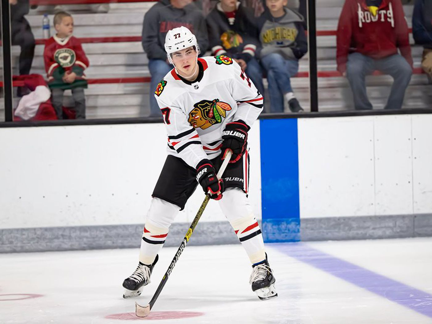 2019 NHL Prospect tournament: Blackhawks vs  Wild recap