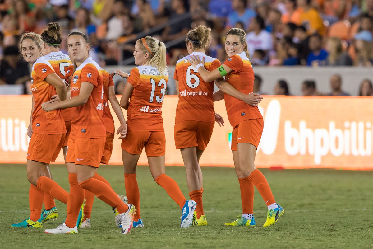A brace from Kealia Ohai helped lift the Dash to a 4-2 victory over the Orlando Pride.