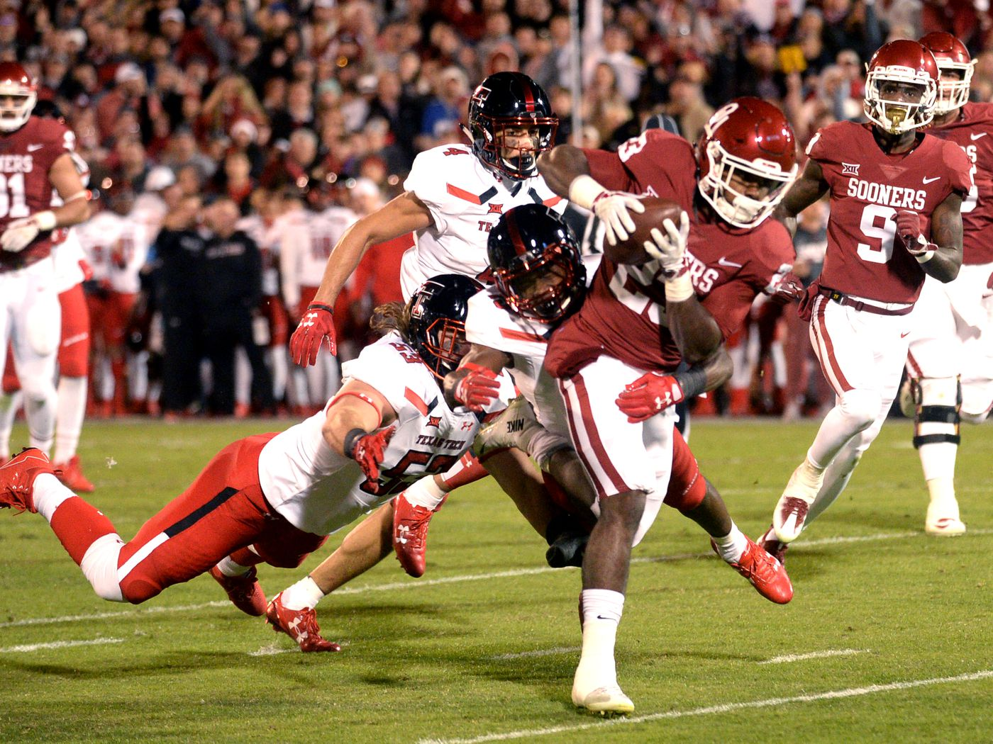 Syracuse lands transfer RB from Oklahoma - Troy Nunes Is An ...