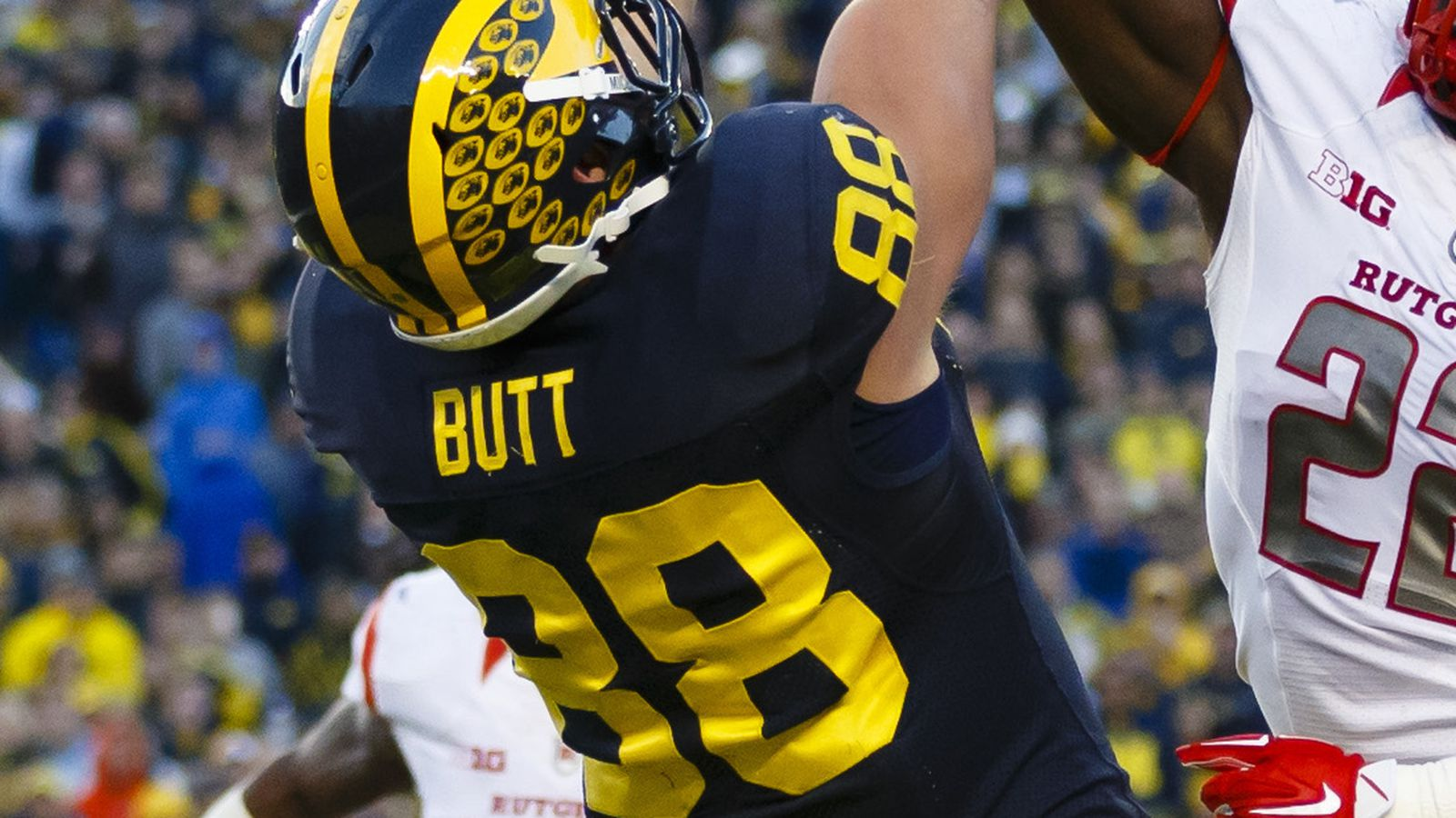 The 2017 Nfl Draft S All Name Team Led By Jake Butt