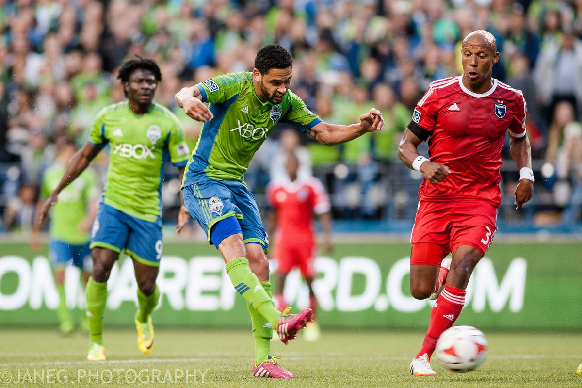 Sounder at Heart readers loved Martins, but split on Neagle in win over San Jose.