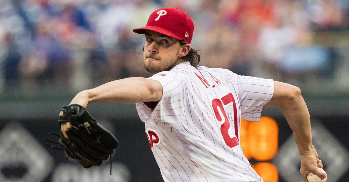 Washington Nationals try to figure out Aaron Nola in second of three with Philadelphia Phillies in Citizens Bank Park. - Federal Baseball