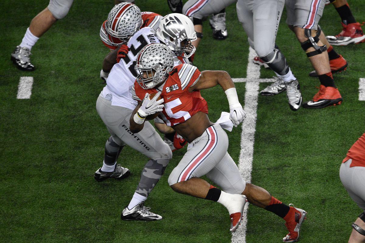 Ohio State running back Ezekiel Elliott is one of the top Heisman hopefuls entering the 2015 season.
