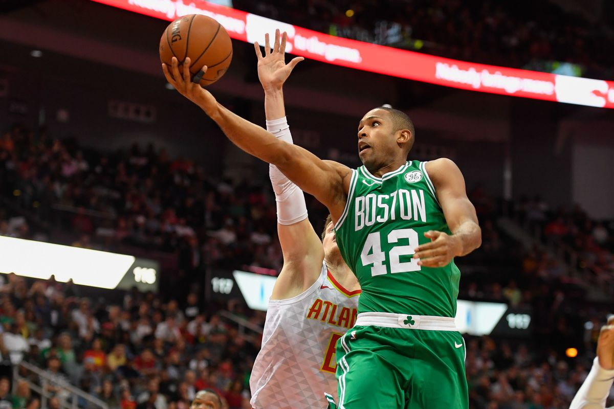 cheaper 29b7b 298f1 Update: Al Horford out against Hornets, Jayson Tatum to play ...