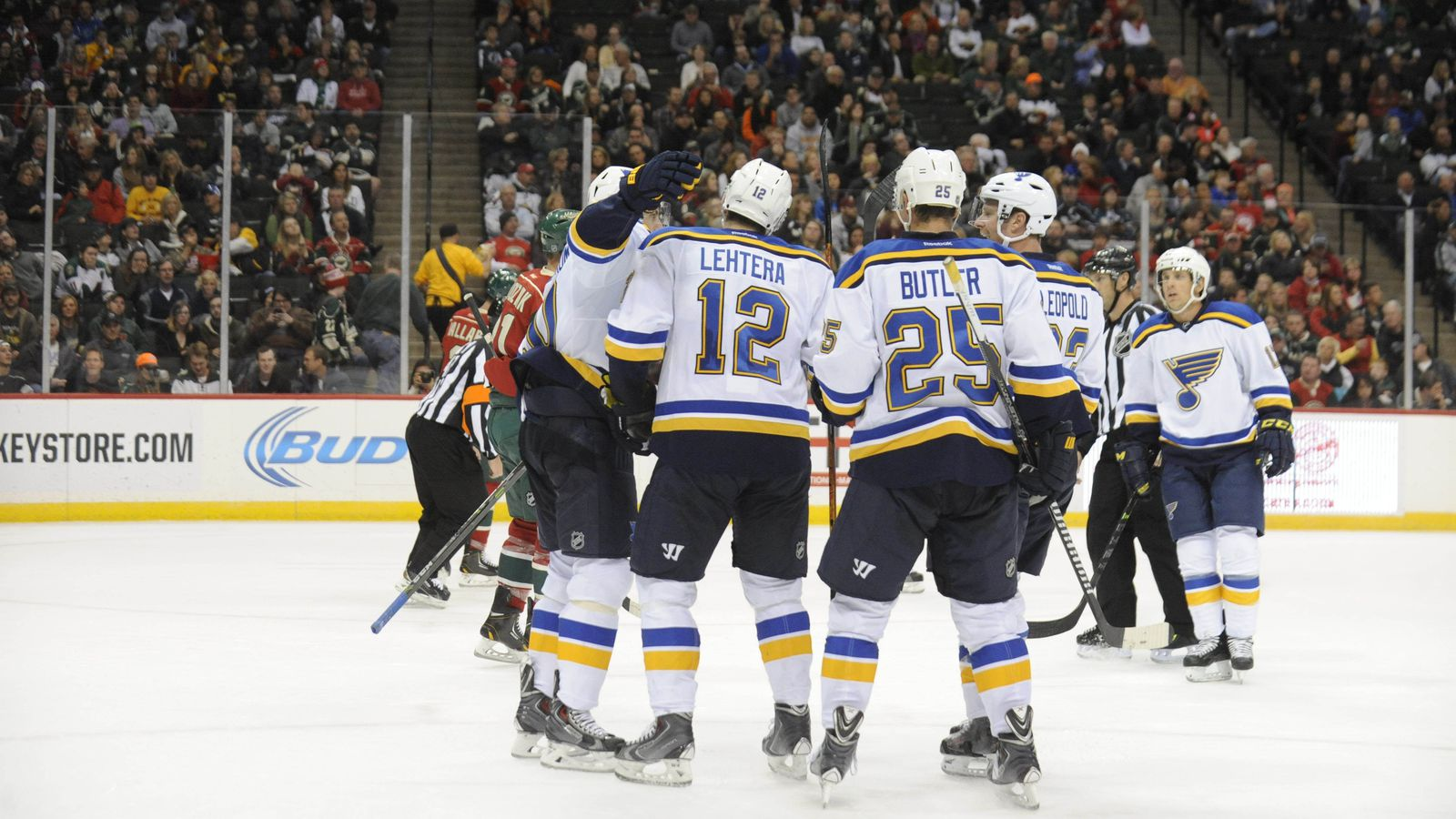 St. Louis Blues (NHL) Game Schedule | TV Guide