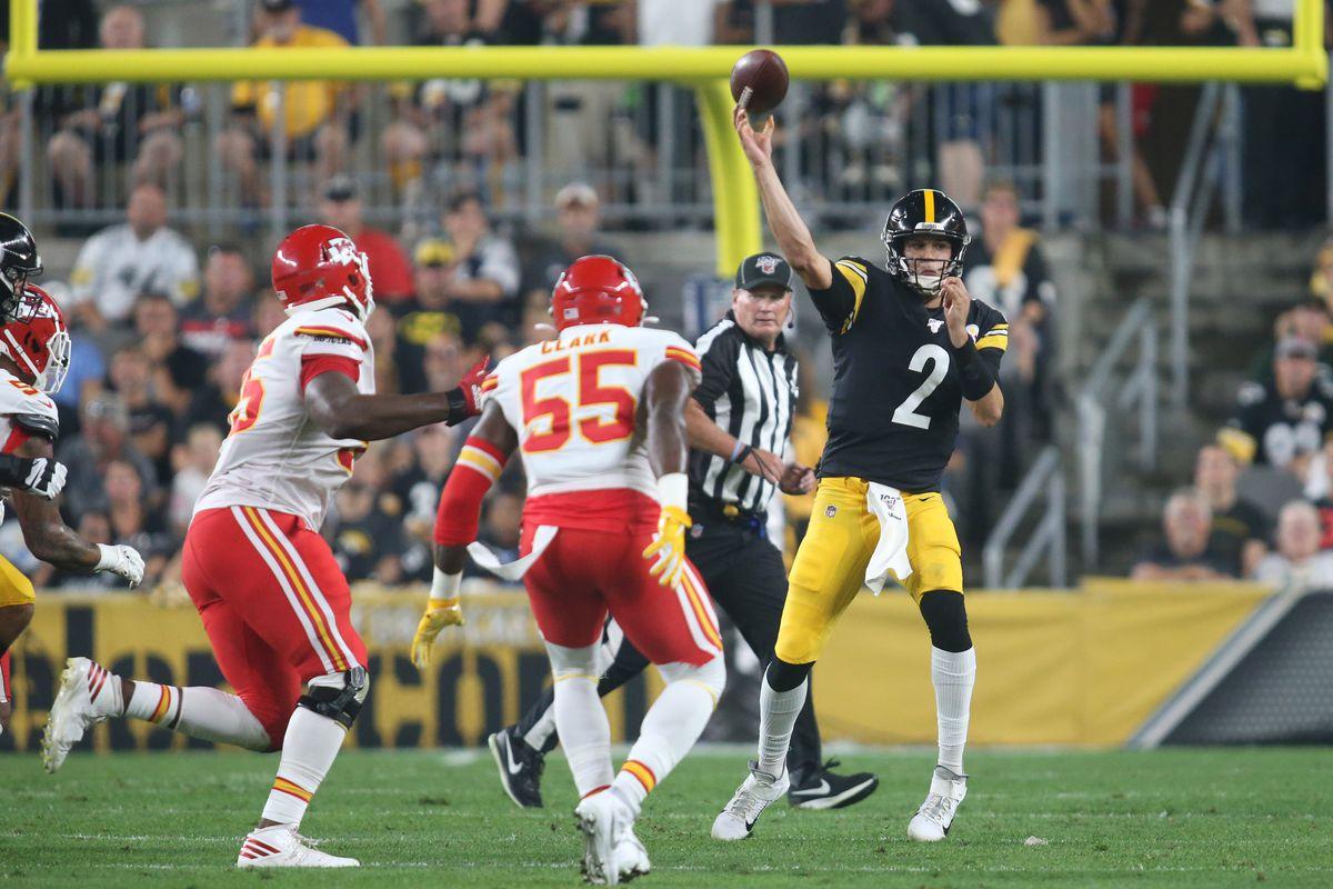 3ea50112 Steelers vs. Chiefs, Preseason Week 2: 2nd quarter in-game update ...