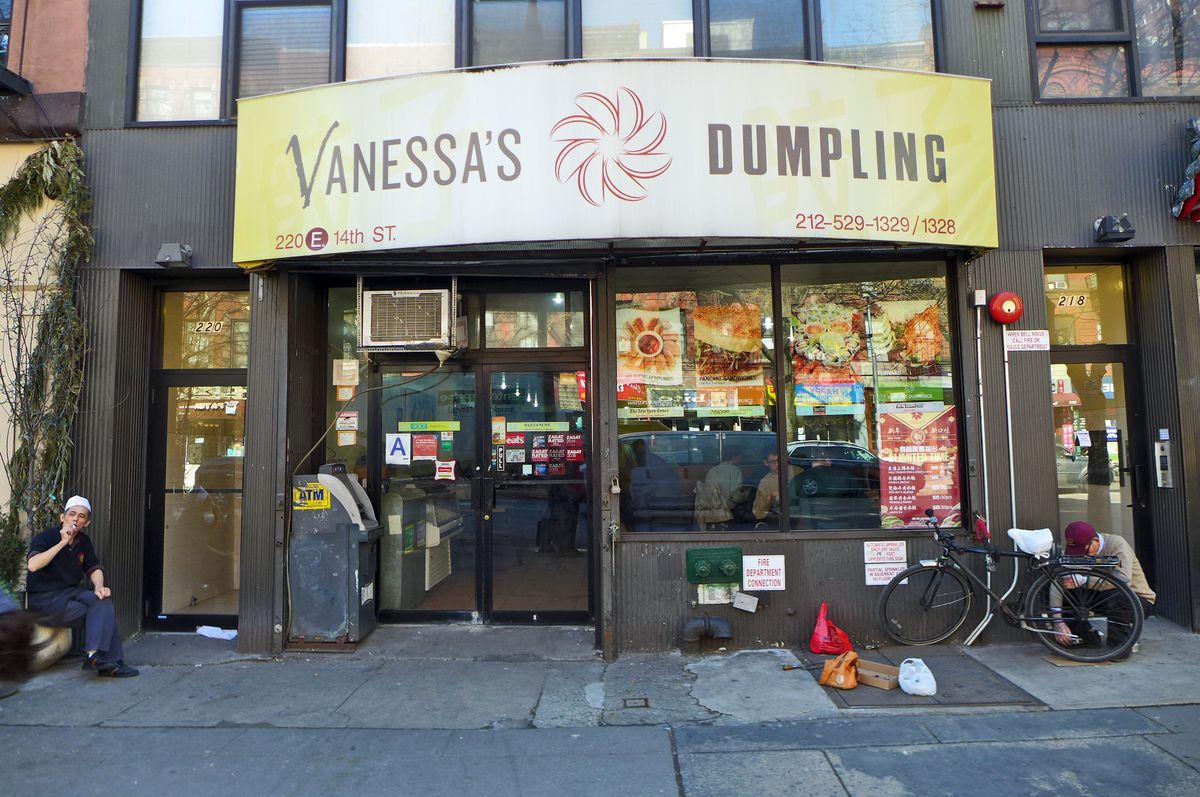 The East Village branch of Vanessa's is just east of Third Avenue.