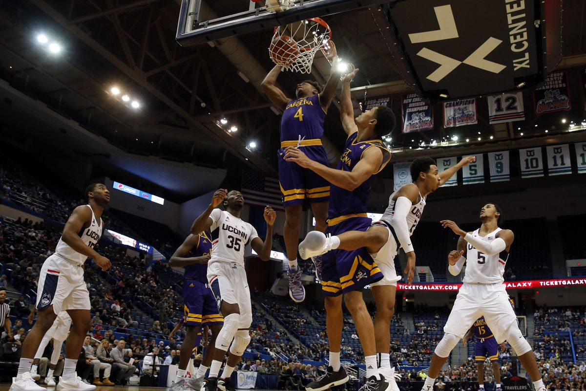 ecu transfer elijah hughes commits to syracuse basketball - troy