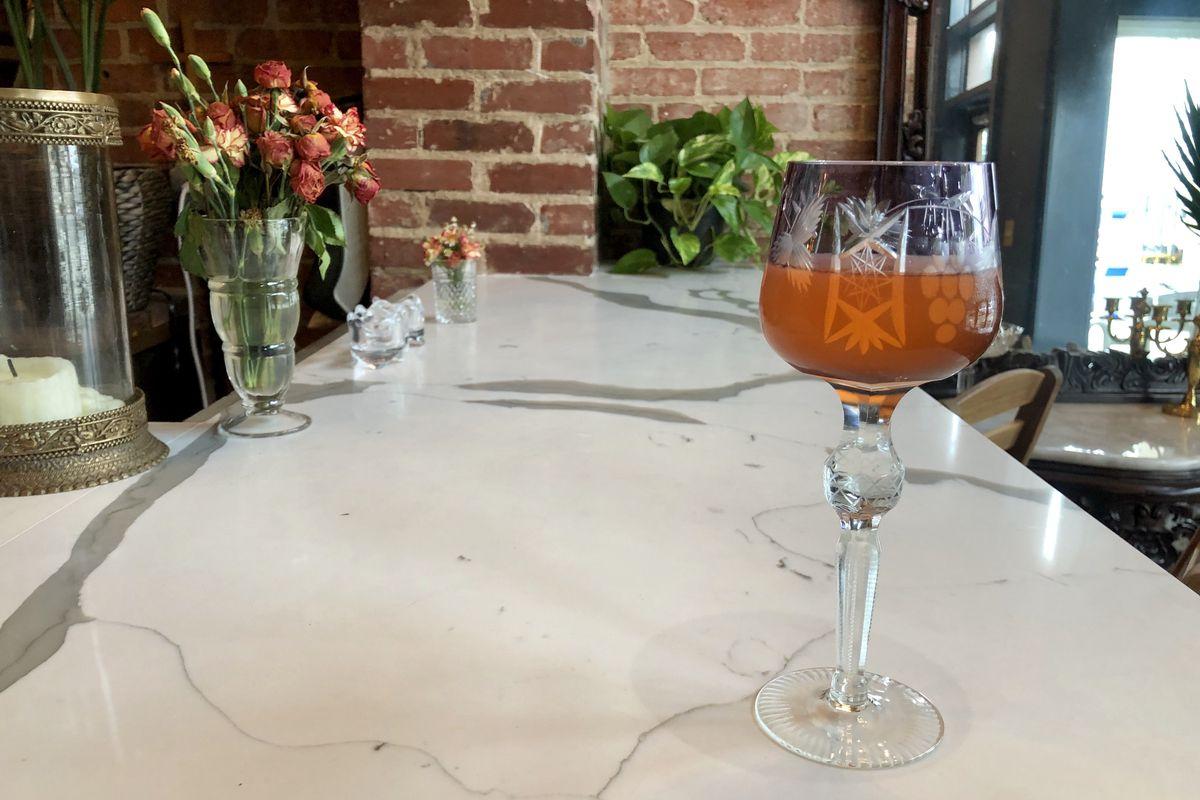 Ella Grace's cocktail bar