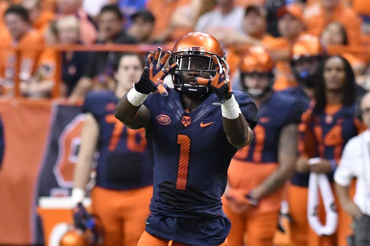 low priced 82344 fd82b Ranking Syracuse football's 2016 uniform combinations - Troy ...