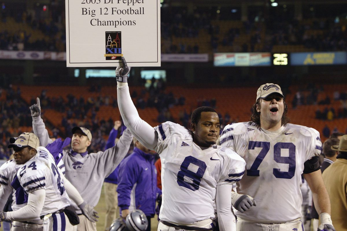 Even if K-State were the Big 12 Champs, at 11-1 they would miss the playoffs. And that's a problem.