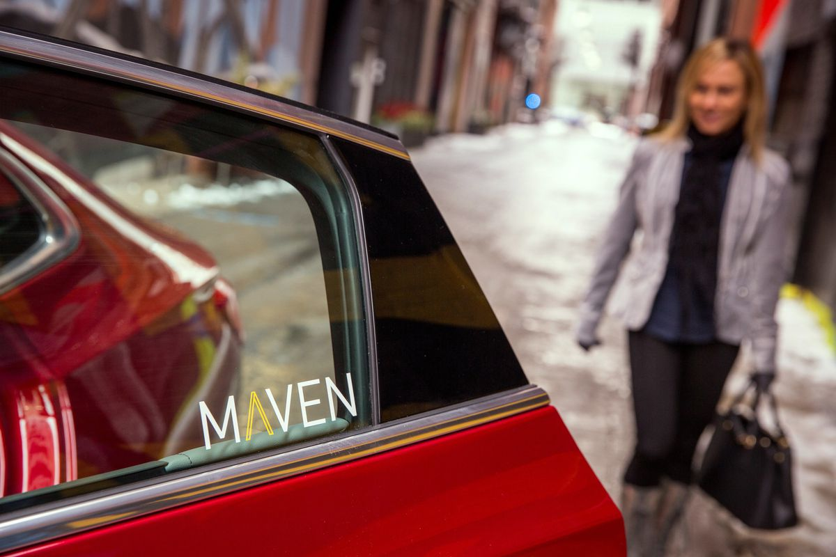 General Motors Wants Its Customers To Rent Their Cars To Other