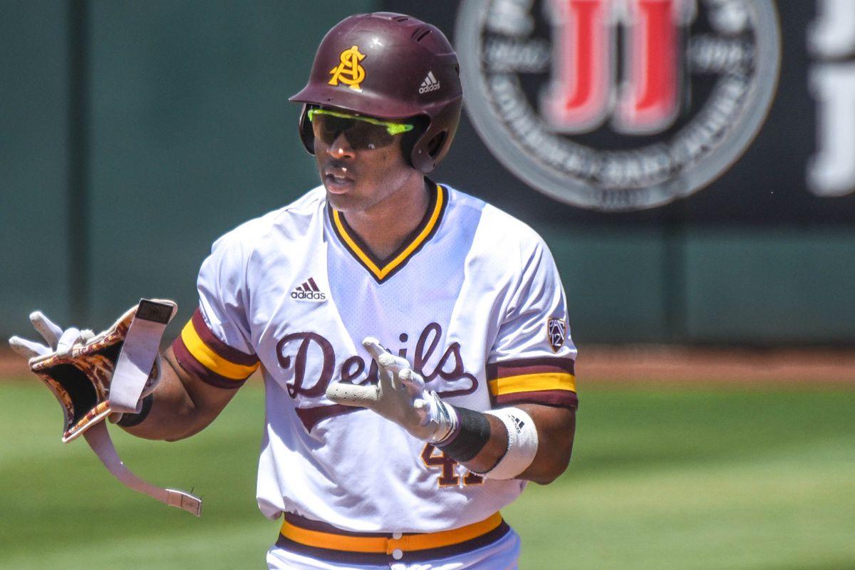 asu baseball: sun devils sweep utah, get back to .500 in pac-12 play