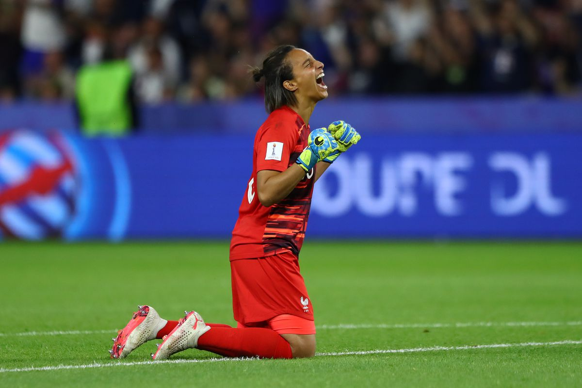 France v Brazil: Round Of 16 - 2019 FIFA Women's World Cup France