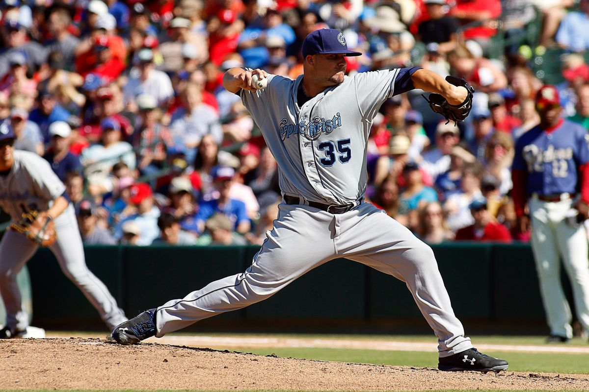 Keegan Yuhl has been sneakily good for the Hooks this season.