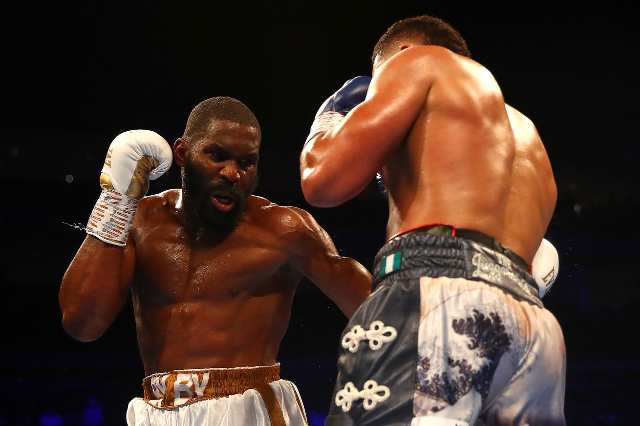 Jennings refuses vaccine requirements, pulled from Oct. 22 Rivas rematch