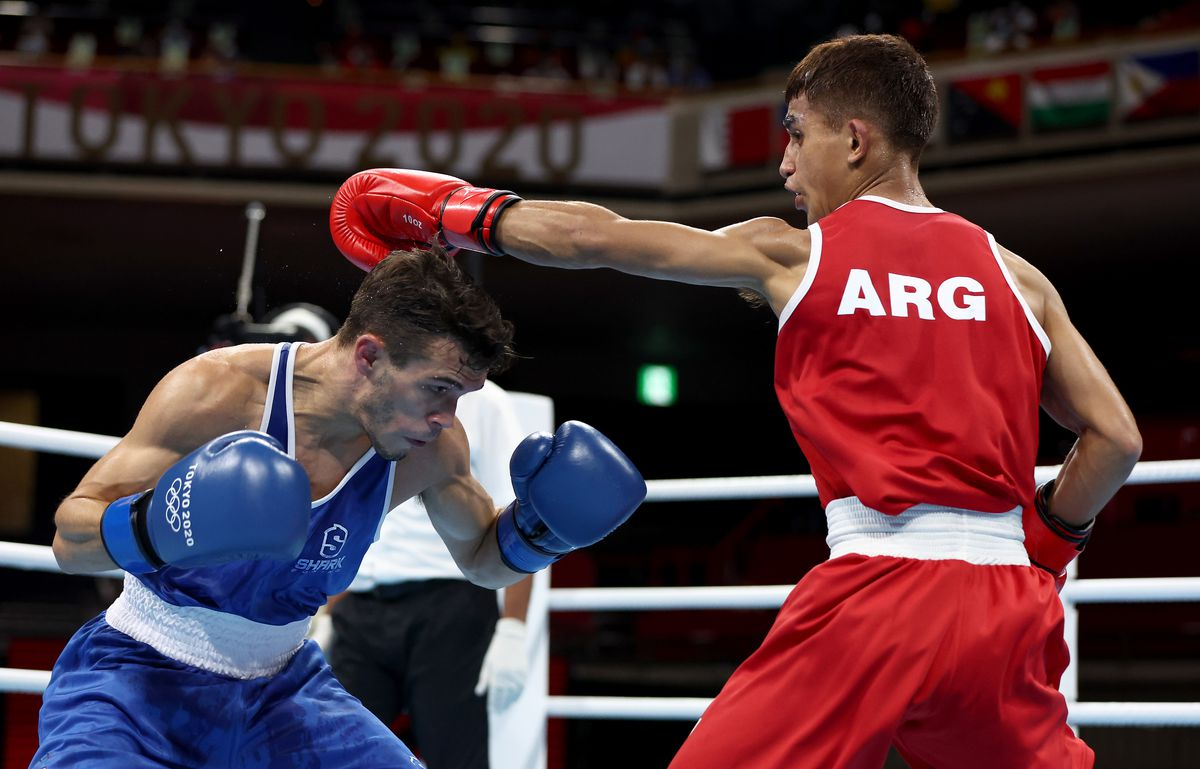 Boxing - Olympics: Day 3