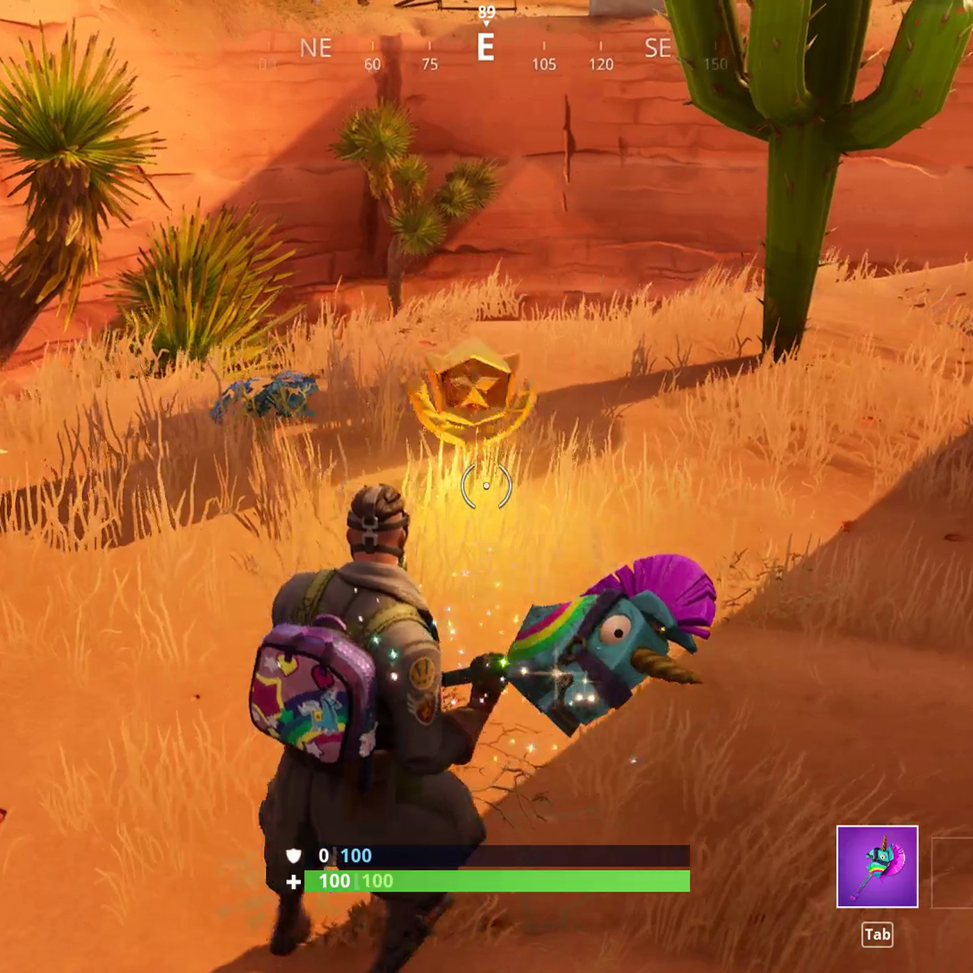 Search An Oasis Rock Archway And Dinosaurs Fortnite Search Between An Oasis Rock Archway And Dinosaurs Fortnite Challenge Location Guide Season 5 Week 2 Polygon