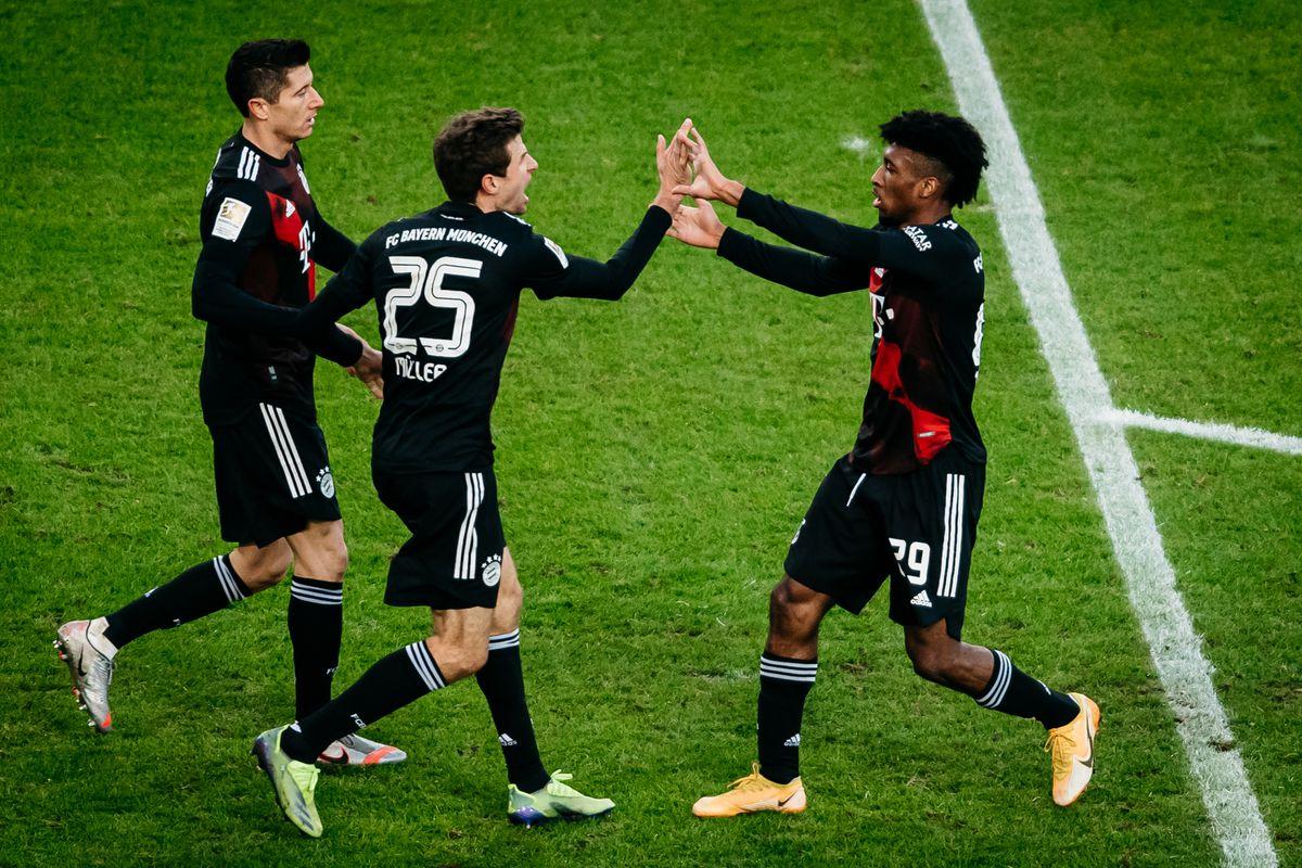 VfB Stuttgart v FC Bayern München - Bundesliga for DFL