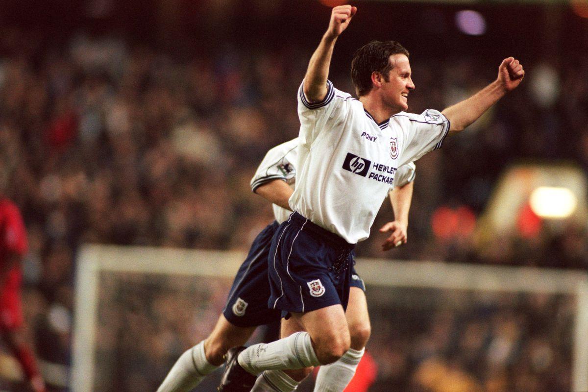 Soccer - AXA FA Cup - Fourth Round Replay - Tottenham Hotspur v Wimbledon