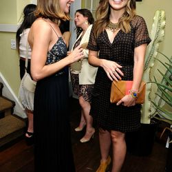 Sophie and actress Sophia Bush