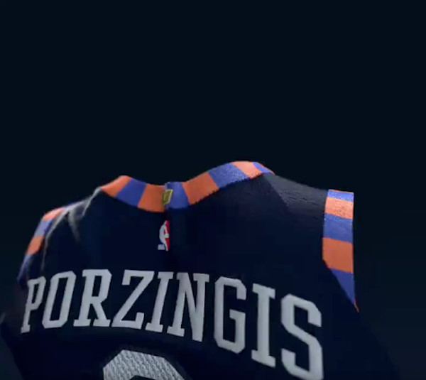 info for 39546 059fa The 2018-19 Knicks City Edition Uniforms are Here! - Posting ...