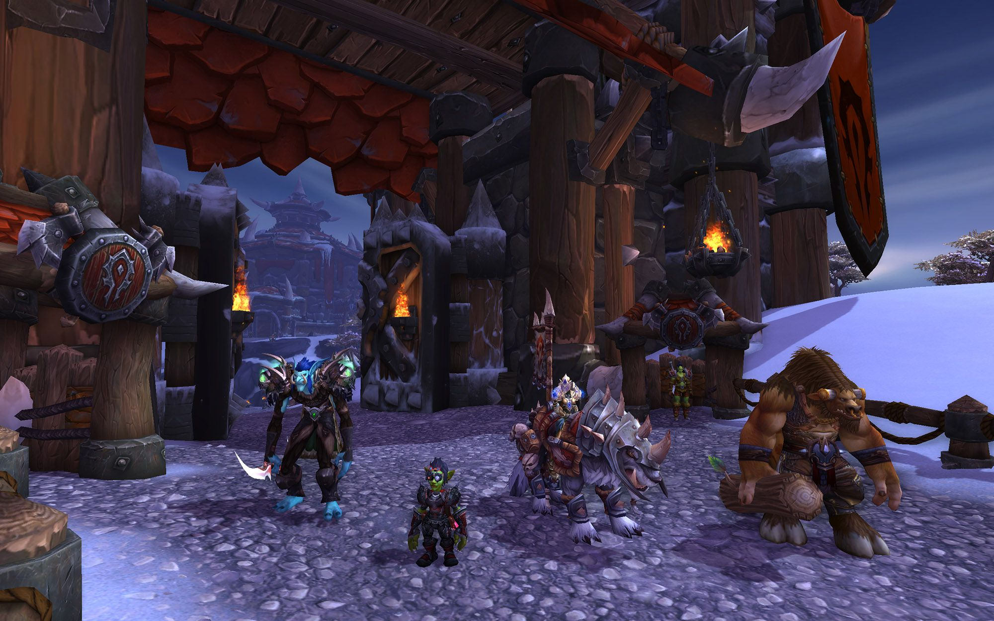 World of Warcraft: Warlords of Draenor review c 2000
