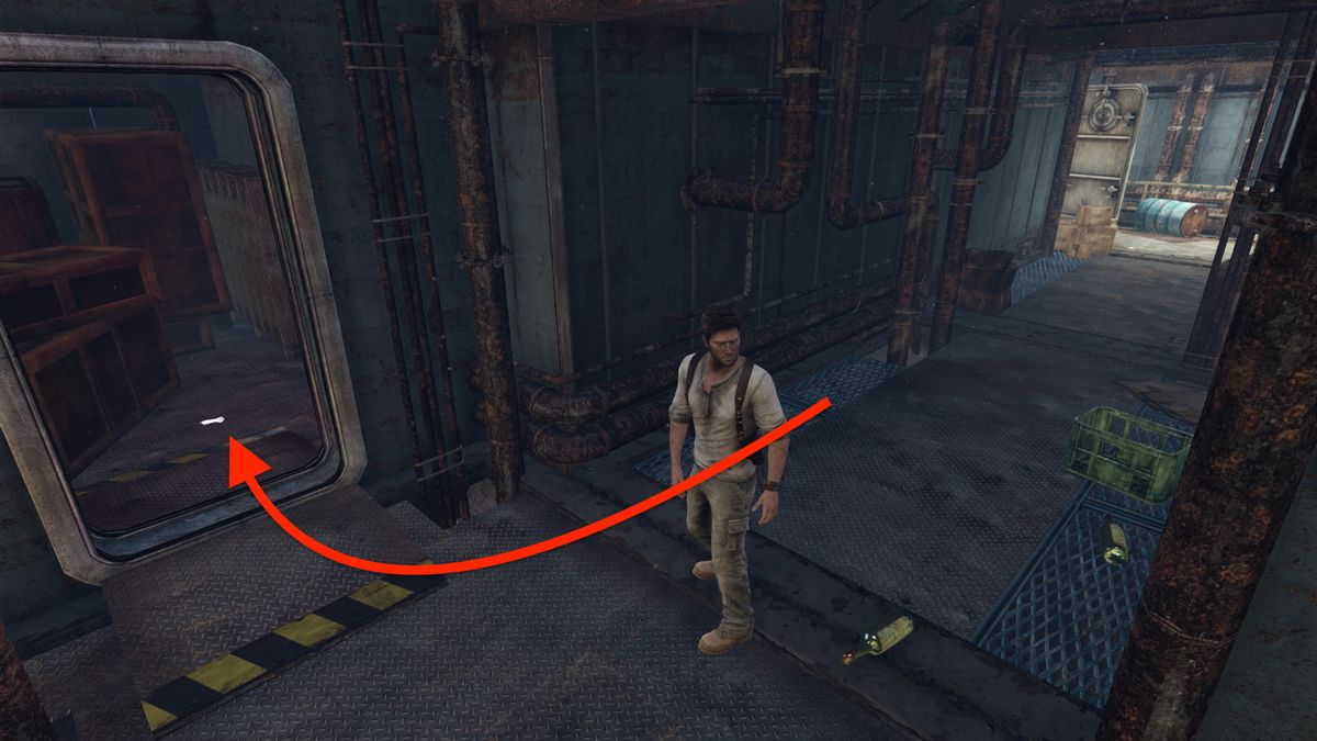 Uncharted 3: Drake's Deception 'Abducted' treasure locations guide