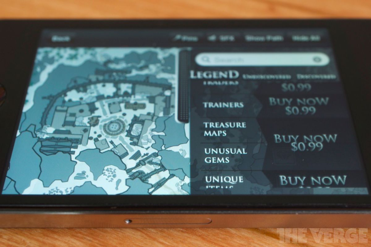 skyrim map app