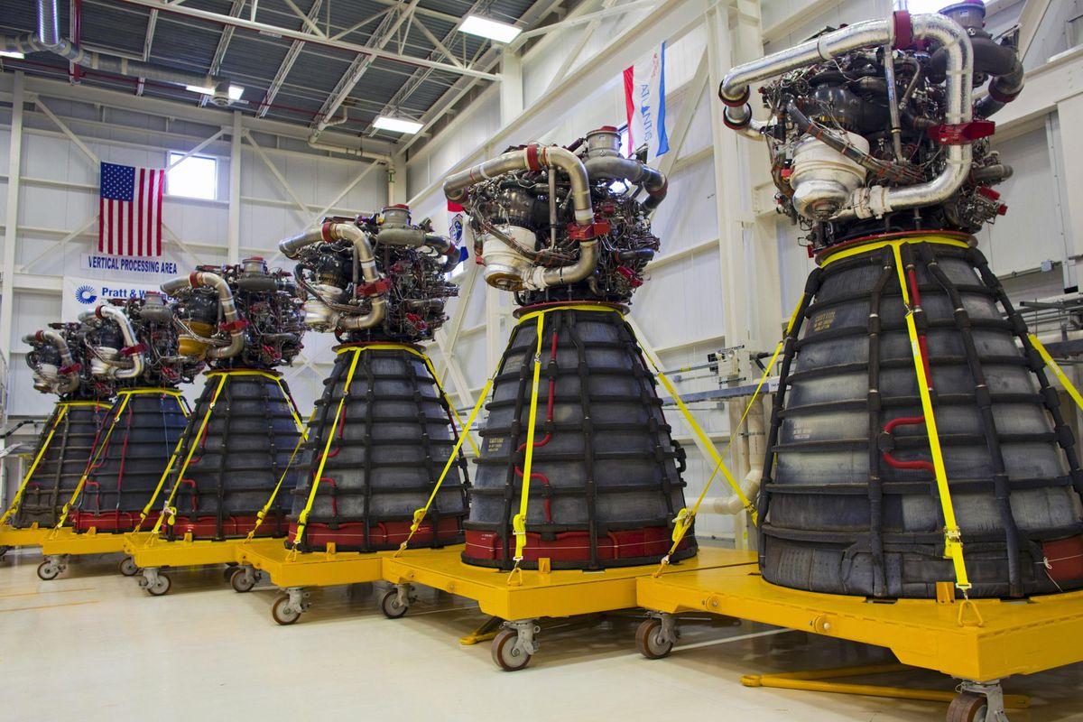 NASA paying $1.16 billion so Aerojet Rocketdyne can start ...