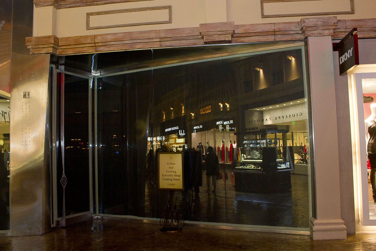 Tory Burch's new location