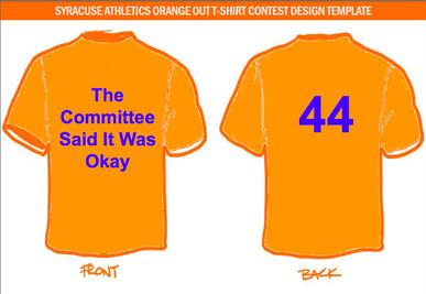 Committee Tshirt