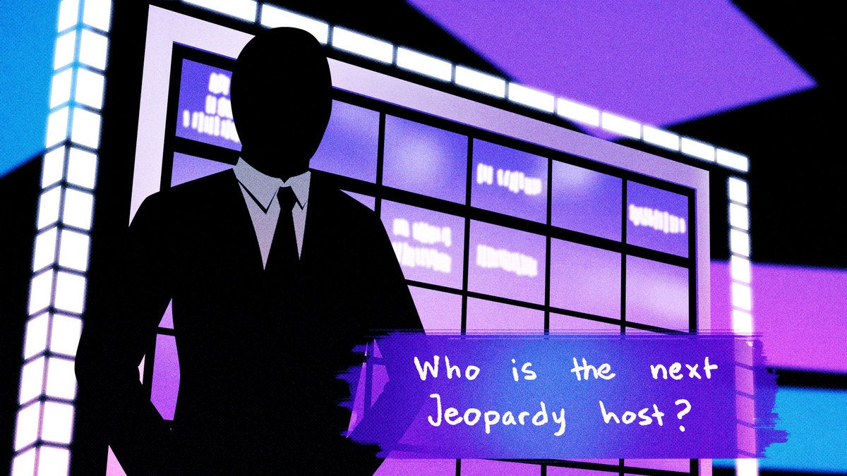 The Search For The Next Jeopardy Host The Ringer