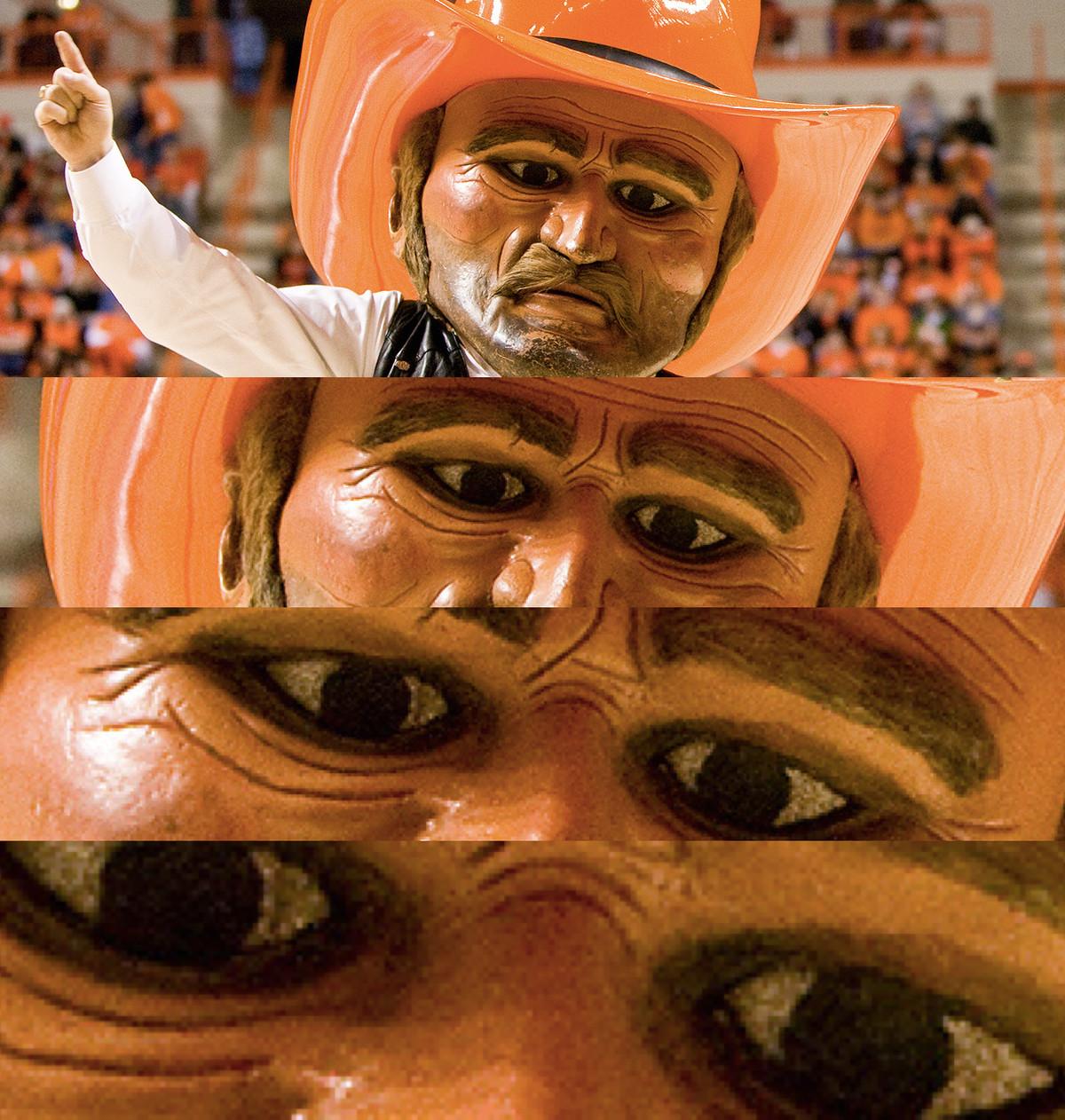 Pistol Pete Eyes