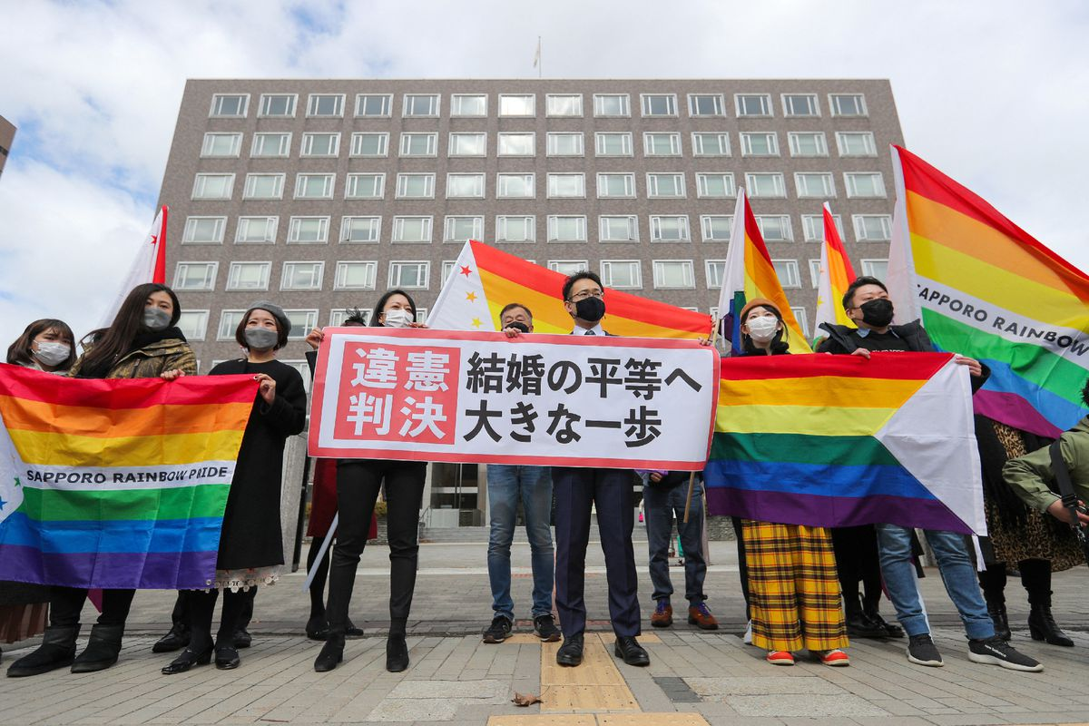 JAPAN-RIGHTS-COURT-LGBT