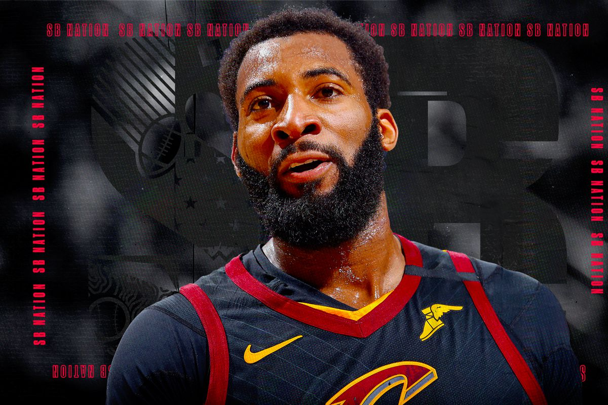 Andre Drummond of the Cavaliers.
