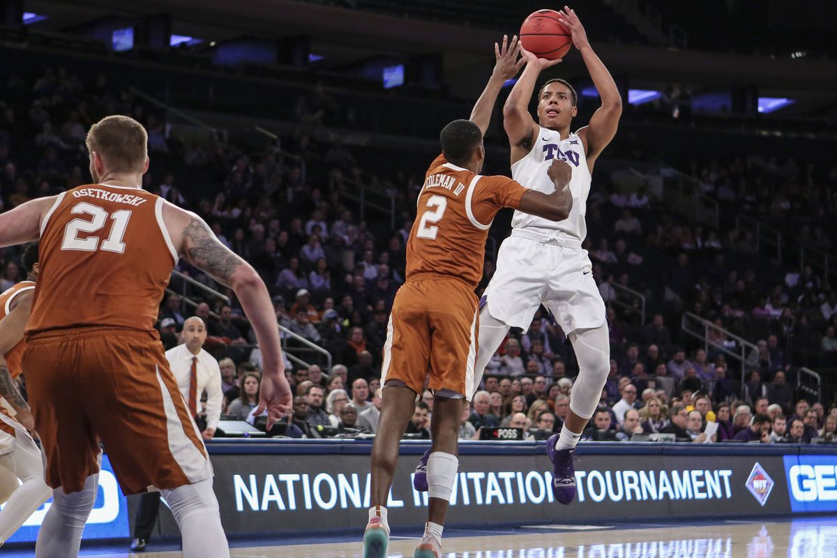 New NCAA Basketball rules will look familiar to Frog fans