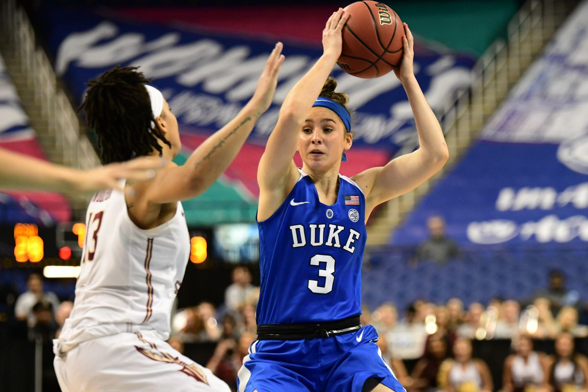 Ncaaw No 2 Louisville Cardinals Take On Duke Blue Devils In Durham Swish Appeal