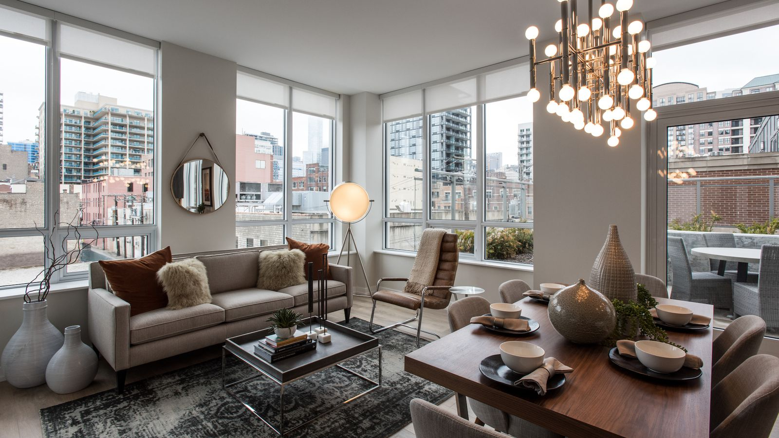 Inside the hudson river north s latest luxury apartment for Apartment inside