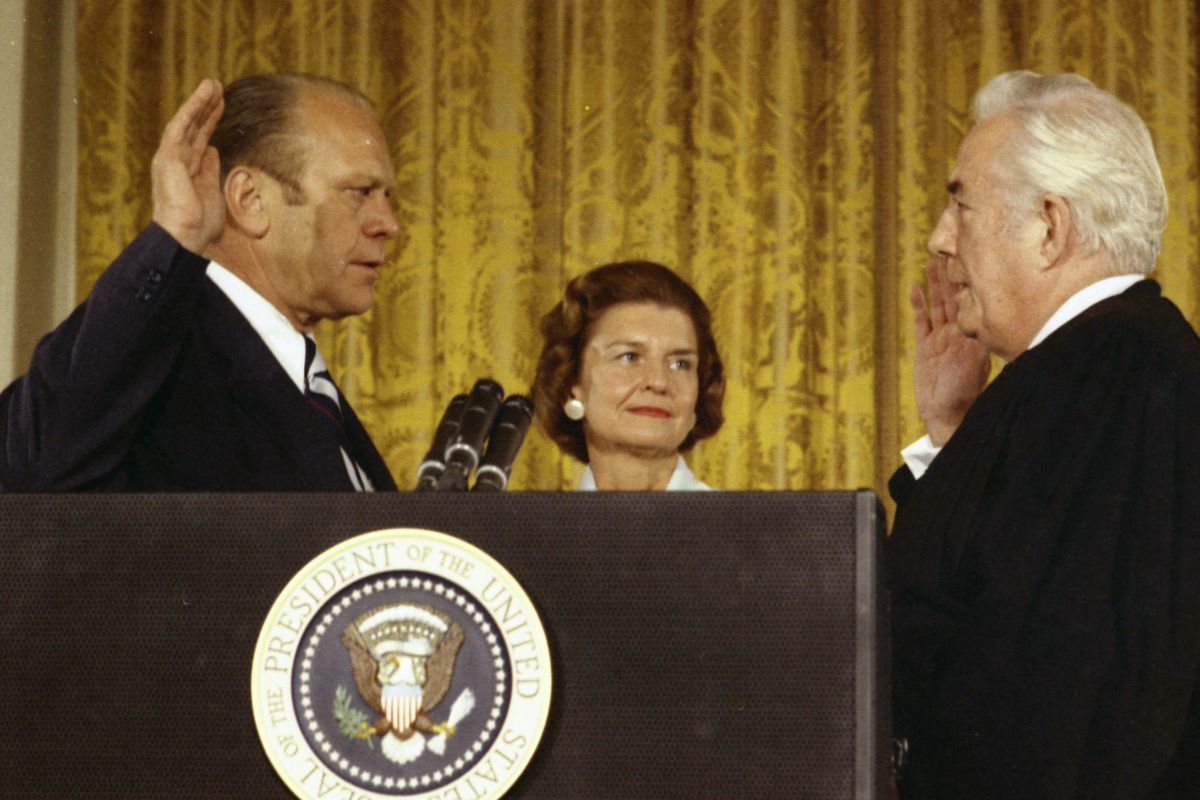 Former President Gerald Ford Dies At Age 93