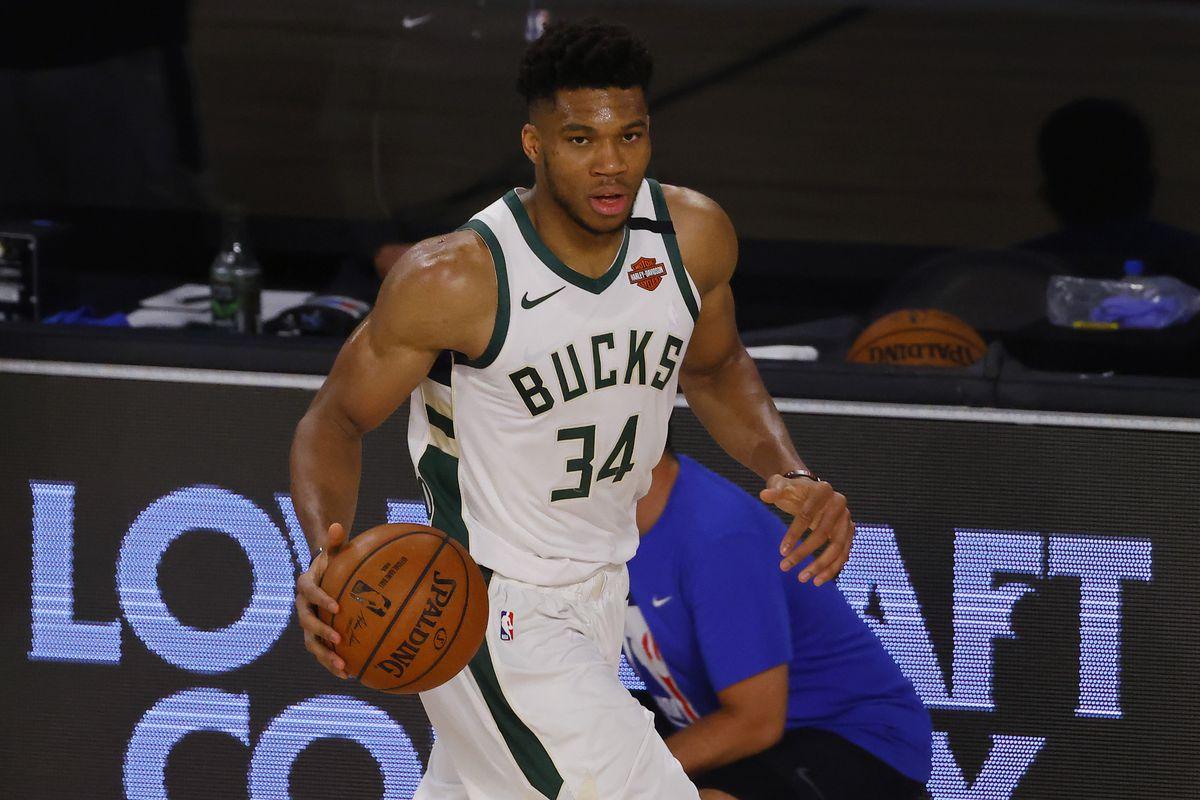 NBA: Playoffs-Milwaukee Bucks at Orlando Magic
