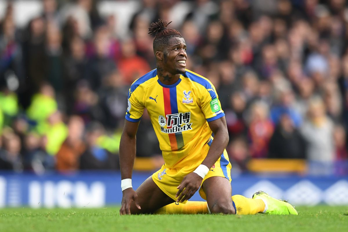 """Everton's deal to sign Wilfried Zaha is """"dead"""" after Crystal Palace"""