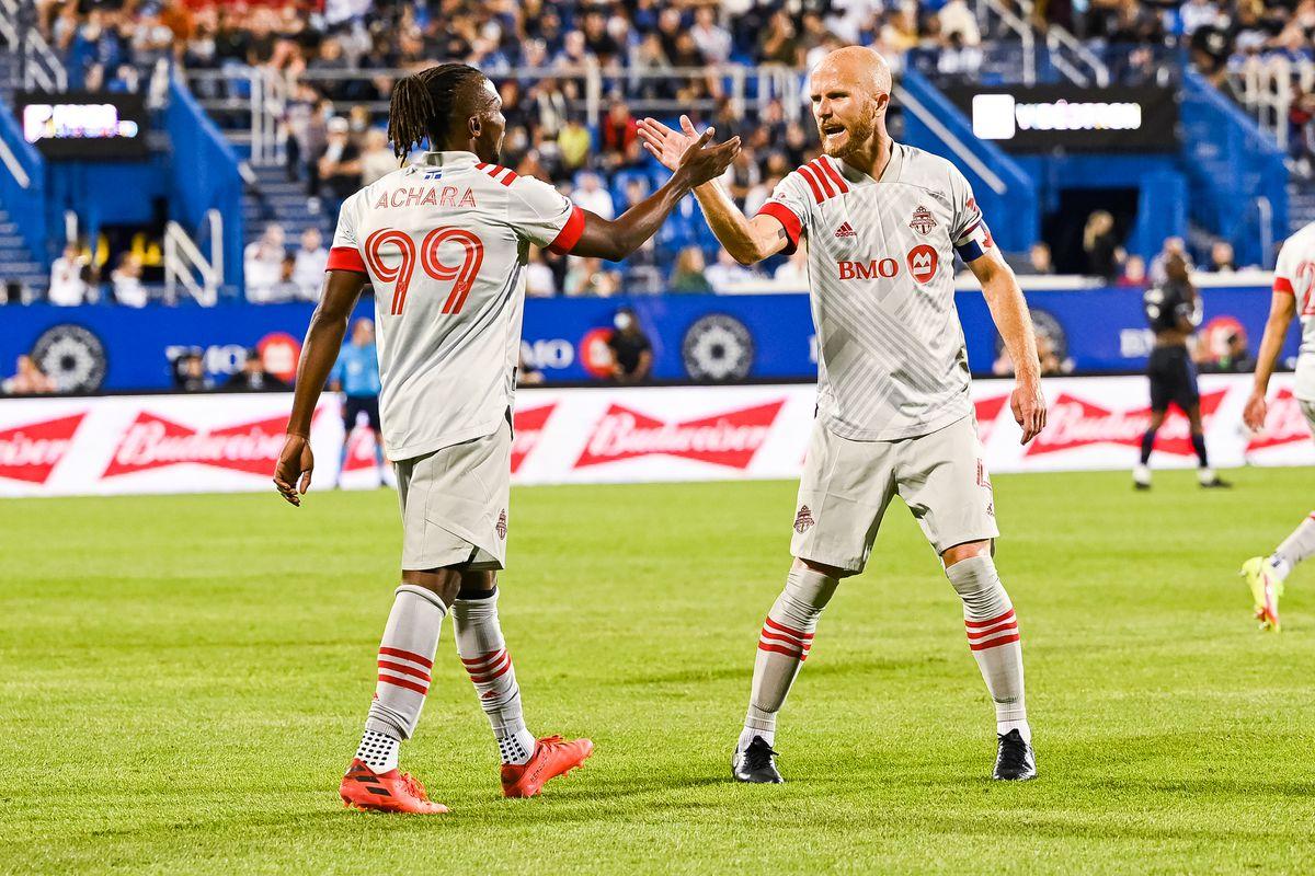 SOCCER: AUG 27 MLS - Toronto FC at CF Montreal