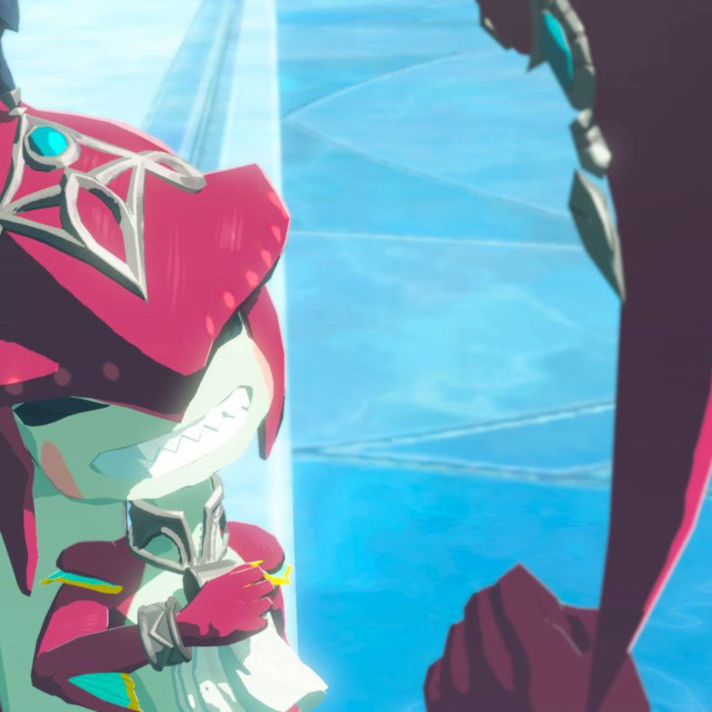 Breath of the Wild's Prince Sidon is somehow cuter as a baby - Polygon